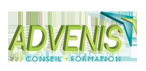 Logo Advenis - Conseil - Formation